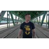 Glorya.pl - T-shirt Czarny Syrenka