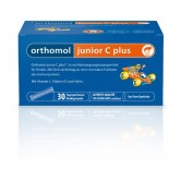 Orthomol - Orthomol Junior C Plus (granulki na język)