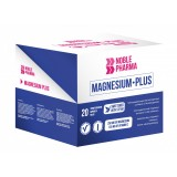 Noble Pharma - Magnesium Plus 20x25ml shot