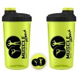 MuscleStore Neon Shaker 0,7l
