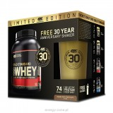 Optimum - Whey Gold Standard - 2,27 kg plus anniversary shaker