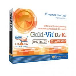 Olimp Gold-Vit D3 + K2 30 caps