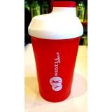 Muscle Store - Shaker granatowy 0,6 l