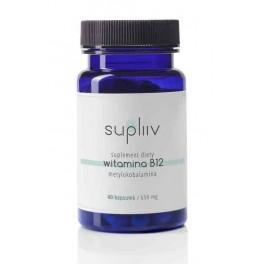 Supliv - Witamina B12 - 40 kaps