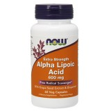 NOW Alpha Lipoic Acid 600mg 60 caps