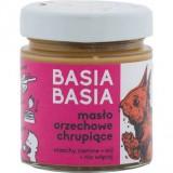 Basia Basia -masło orzechowe chrupiące - 210g