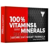 Trec - 100% Vitamins & Minerals 60kaps.