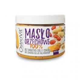 Ostrovit - Masło orzechowe 100% - Peanut Butter 1000 g