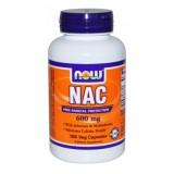 NW- NAC 600 mg - 100 kaps