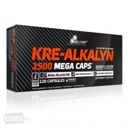 Olimp - Kre-Alkalyn 2500 mega caps 120