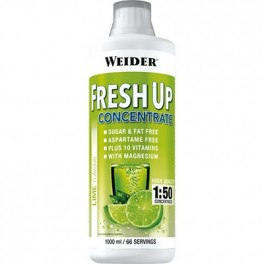 Weider - Fresh up concentrate - 1000ml