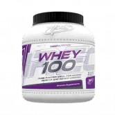 Trec - Whey 100 - 1500g (smaki nieczekoladowe)