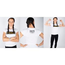 GWP Ghetto Workout T-shirt koszulka SIŁA + OPASKA GRATIS!