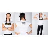 GWP Ghetto Workout T-shirt koszulka damska SIŁA + OPASKA GRATIS!