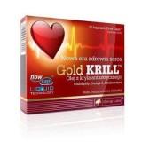 Olimp - Gold Krill - olej z kryla 30 kaps