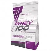 Trec - Whey 100 - 900g (smaki nieczekoladowe)