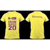 IHS T-Shirt Iron Mass 20