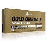Olimp - Gold Omega 3 Sport Edition - 120kaps