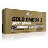 Olimp - Gold Omega 3 Sport Edition - 120kaps