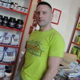 T-shirt MuscleStore 2015
