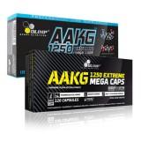Olimp - AAKG 1250 Extreme Mega Caps 30 kaps.