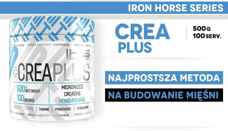 Suplementy Iron Horse