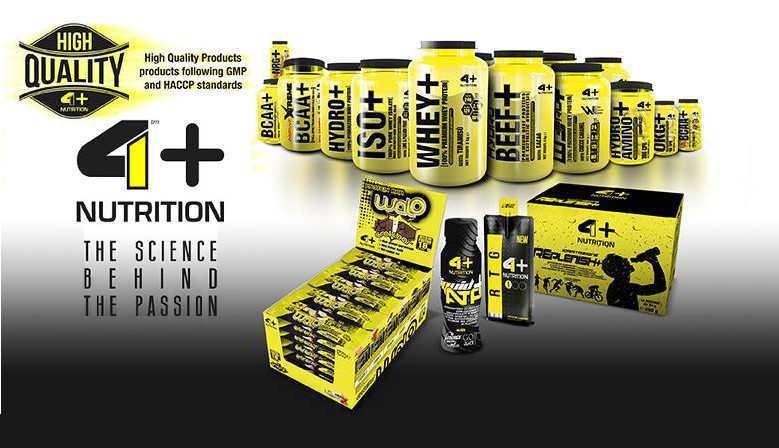 4+ Nutrition produkty w sklepie musclestore.pl