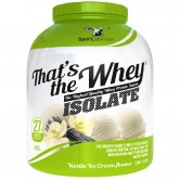 Sport Definition - Thats The Whey Isolate 2100 g / 2270 g